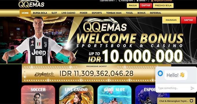 Situs Judi Online QQemas